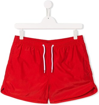 Gcds Kids TEEN swim shorts
