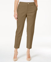 Charter Club Petite Slim-Fit Ankle Pants, Only At Macy's