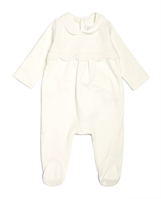 Chloé Kids Lace-Detail All-In-One