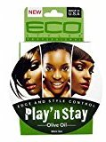 Ecoco Play'n Stay Gel with Olive Oil, 3 Ounce