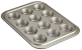 Anolon 12-Cup Non-Stick Bakeware Muffin Pan