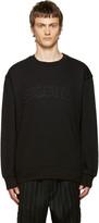 Juun.J Black 'Genderless' Sweatshirt
