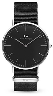 Daniel Wellington Classic Cornwall Watch, 40mm