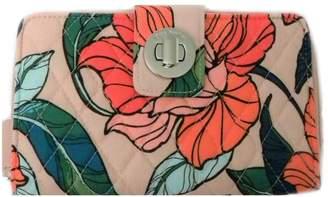 Vera Bradley Vintage Floral Turnlock