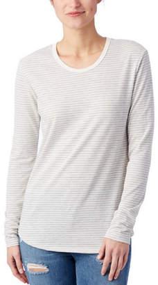 Alternative Apparel Long Sleeve Keepsake Top