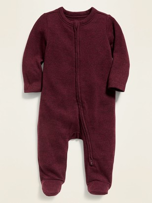 Old Navy Cozy Footed One-Piece for Baby