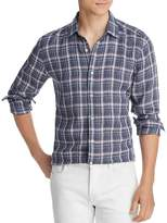 The Men's Store at Bloomingdale's Four-Color Plaid Classic Fit Shirt - 100% Exclusive