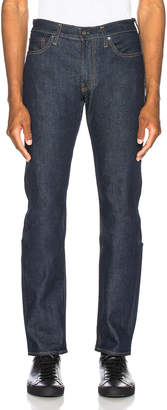 Levi's Made & Crafted Made & Crafted 511 Slim Jean in Resin Rinse | FWRD