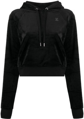 Juicy Couture Sally classic velour hoodie