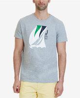 Nautica Men's Graphic Print Cotton T-Shirt