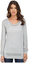 Calvin Klein Jeans Modern Mesh Crew Neck Sweater