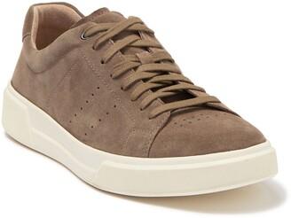 Vince Brady Lace-Up Suede Sneaker