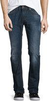 Diesel Thavar L32 Faded Slim-Fit Jeans, Blue