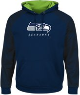 Majestic Seattle Seahawks Armor II Men's Hoodie