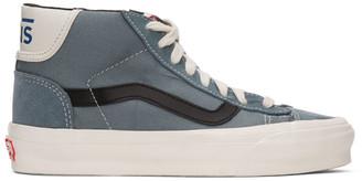 Vans Blue OG Mid Skool LX Sneakers