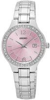 Seiko SUR787P1 women's quartz wristwatch