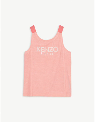 Kenzo Logo-printed vest top 4-14 years