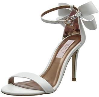 Ted Baker Women's Ankle Strap Sandals, White #Ffffff, 38 EU