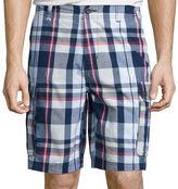 ST. JOHN'S BAY St. John's Bay Madras Cargo Shorts