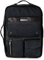 Diesel Super Gear Denim Backpack