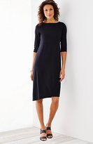 J. Jill Wearever Asymmetric-Hem Dress