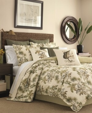 Tommy Bahama Home Closeout! Nador 4-Pc. King Comforter Set