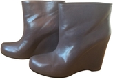 Maison Margiela Great Leather Ankle Boots