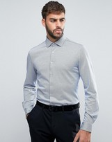 Calvin Klein Skinny Smart Knitted Shirt