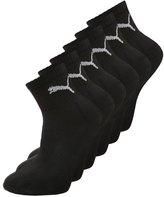 Puma 6 Pack Sports Socks Black