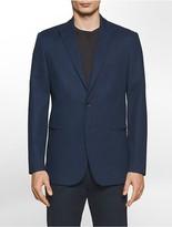 Calvin Klein Classic Fit Peak Lapel Jacket
