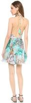 Matthew Williamson Circle Skirt Dress