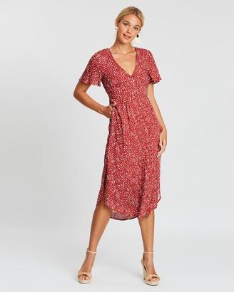Staple The Label Sienna Midi Dress