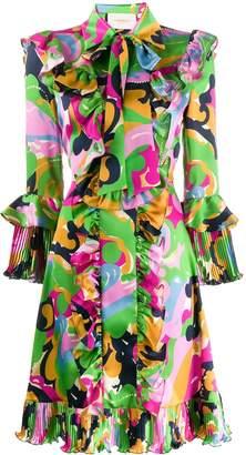 La DoubleJ Fancy ruffled dress