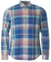 Penguin Kakto Long Sleeved Checked Shirt