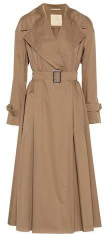 Max Mara S Cotton trench coat