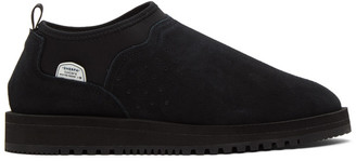 Suicoke Black Ron MWPAB Loafers