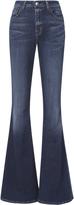 L'Agence Solana Diamond Flare Jeans