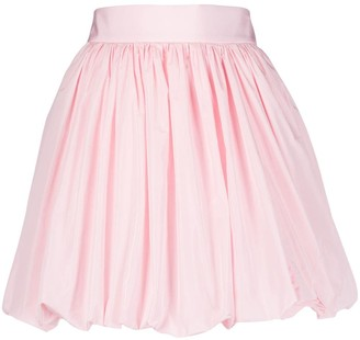 Philosophy di Lorenzo Serafini High-Waist Flared Skirt