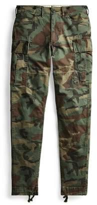 Ralph Lauren Camo Skinny Cargo Trouser