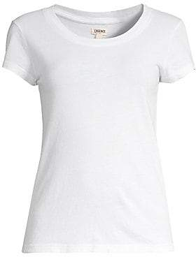 L'Agence Women's Cory High-Low Tee