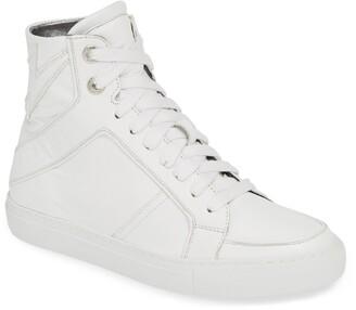 Zadig & Voltaire Flash High Top Sneaker