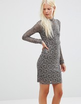 Minimum Sella Lace Bodycon Dress