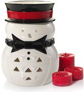 Yankee Candle Snowman 5-piece Tealight Candle Burner Set