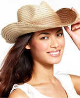 Collection XIIX Metallic Cowboy Hat