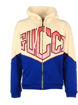 Gucci Hooded Sweatshirt With Game