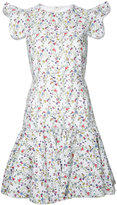 Giambattista Valli printed A-line dress - women - Silk - 40