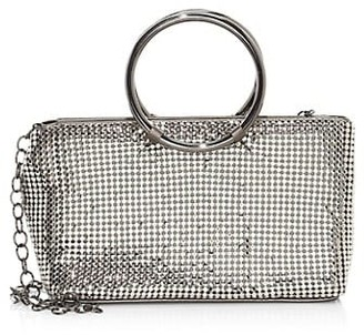 Whiting & Davis Nottinghill Metal Mesh Bracelet Tote