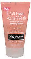 Neutrogena Oil Free Acne Wash Pink Grapefruit Foaming Scrub 123.90 ml Skincare