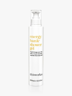 This Works Energy Bank Shower Gel, 250ml