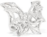 Stephen Webster Fly By Night 18-karat White Gold Diamond Ring